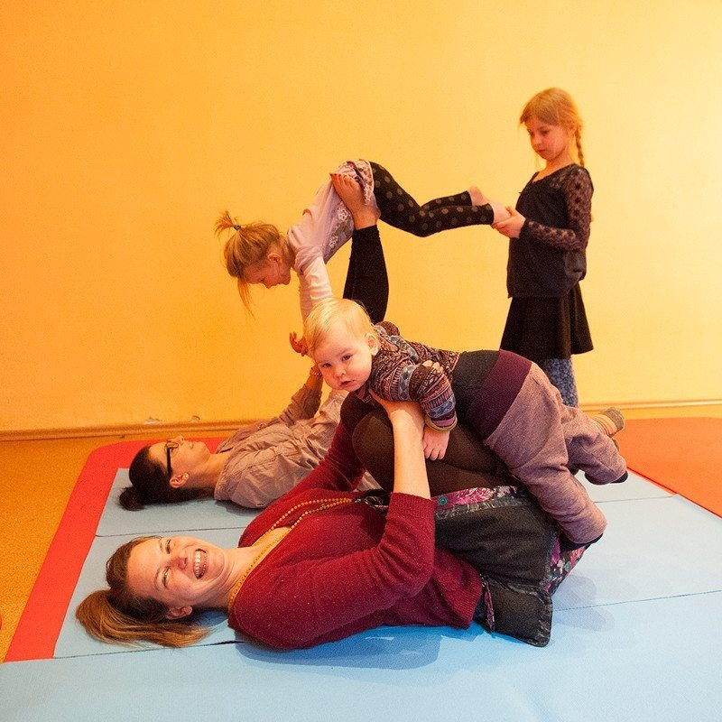 Familienyoga Berlin