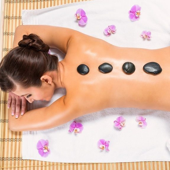 Hot-Stone-Massage - Raum Erding