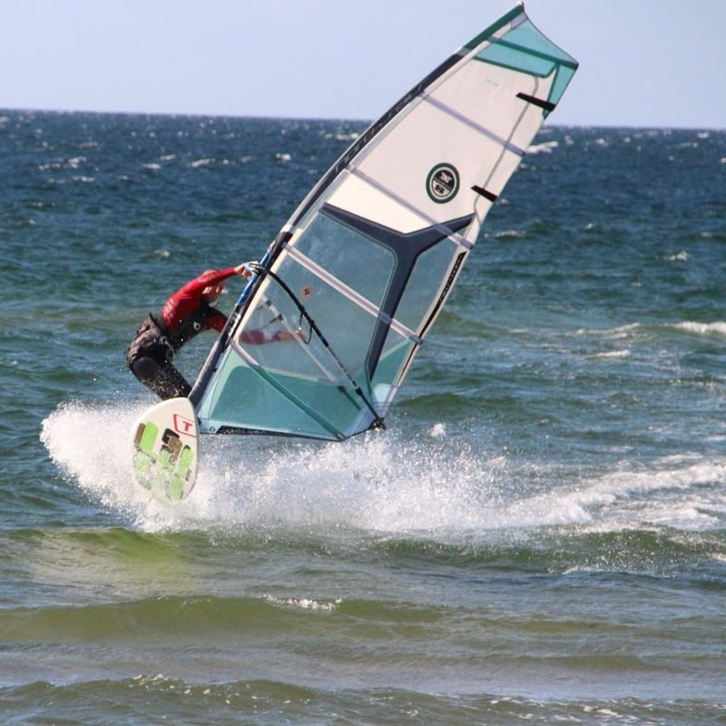 Windsurfen - Damp