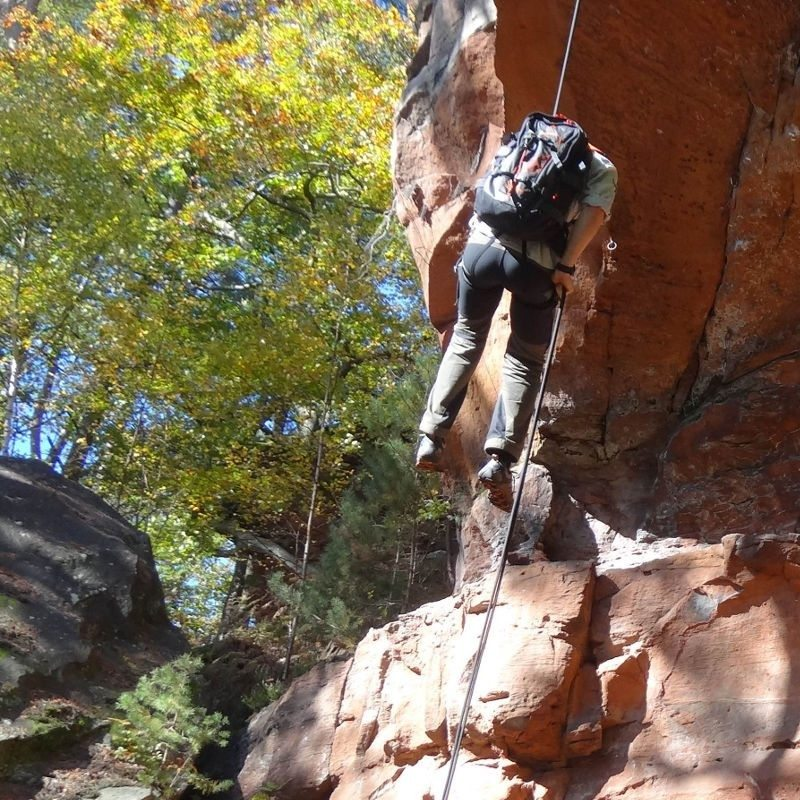 4 Tage Survival Extreme Kurs Annweiler am Trifels