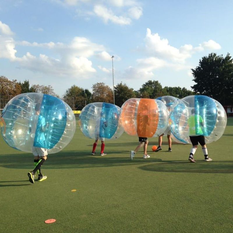 Bubble-Football Krefeld