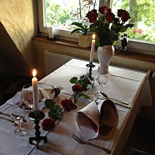 Candle-Light-Dinner für 2 - Raum Nordhausen