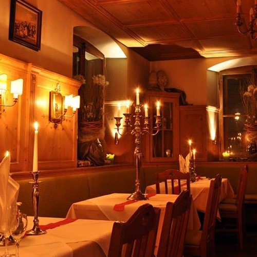 Candle-Light-Dinner - München