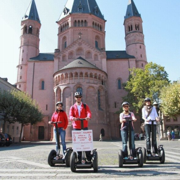 City-Tour mit Segway - Mainz