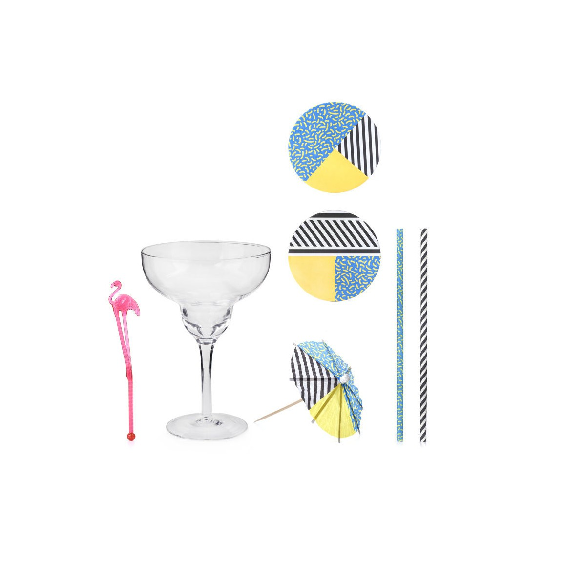 MEMPHIS DRINK SETS
