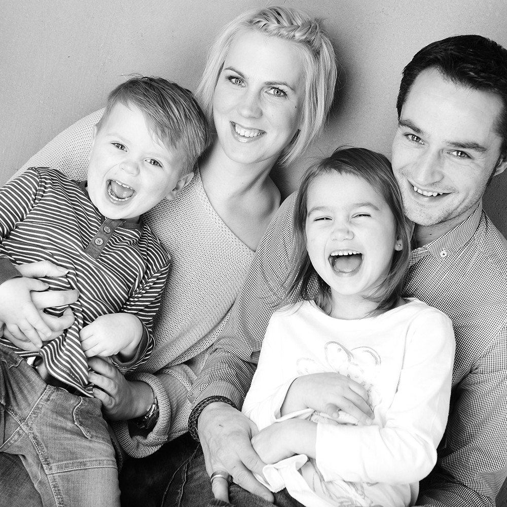 Familien-Fotoshooting - Wuppertal