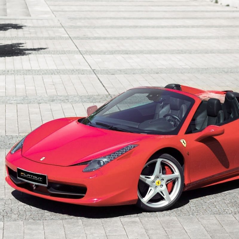 ferrari f458 spider selber fahren zorneding. Black Bedroom Furniture Sets. Home Design Ideas