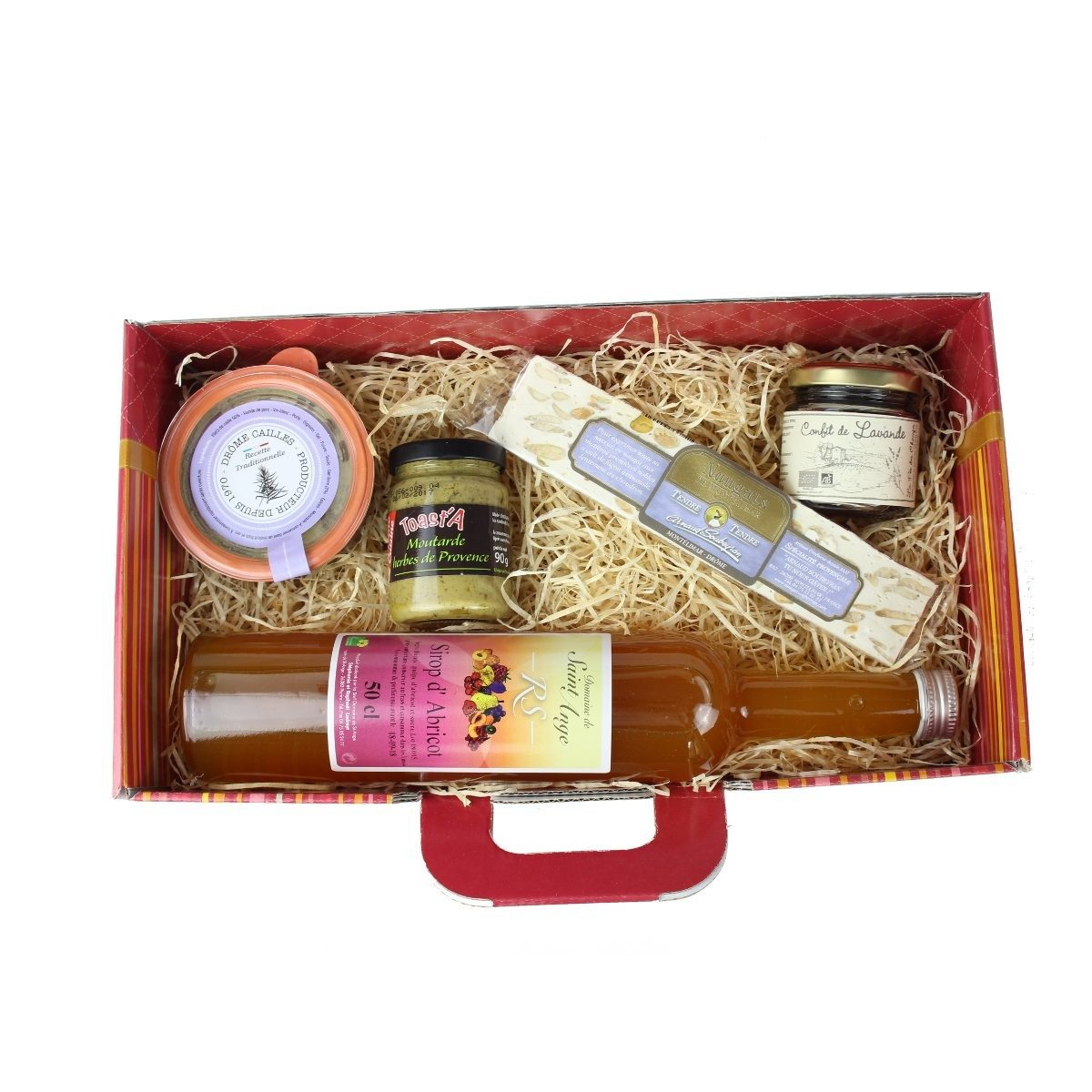 French Food Box with 5 products