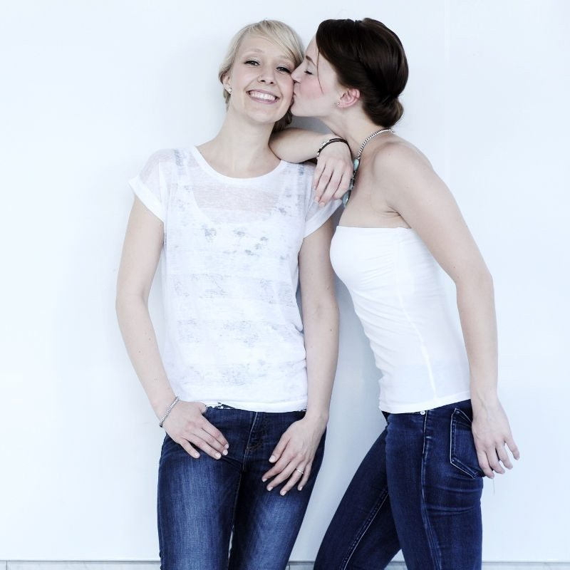 Friends-Fotoshooting - Kiel