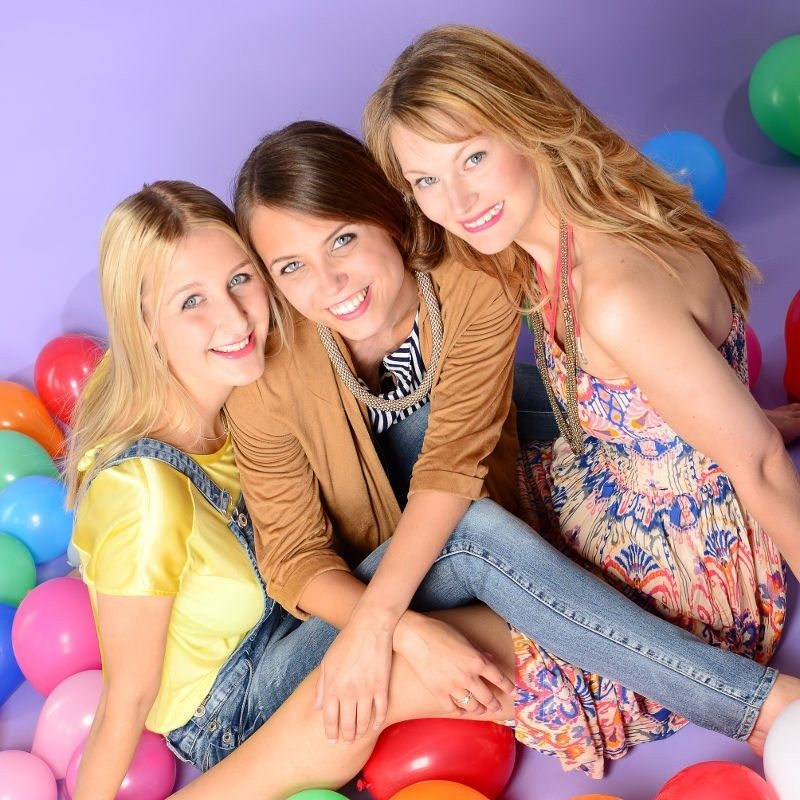 Friends-Fotoshooting - Schwerin