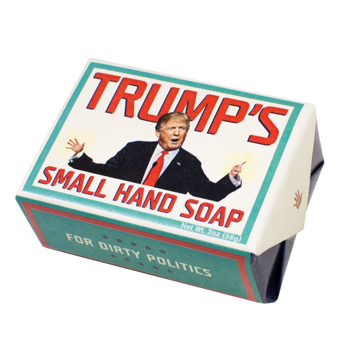 Witzige Trump´s Little Hands Seife
