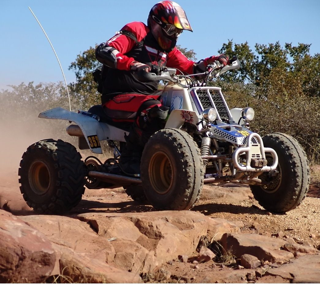 Quad-Tour on- und offroad - Morsbach