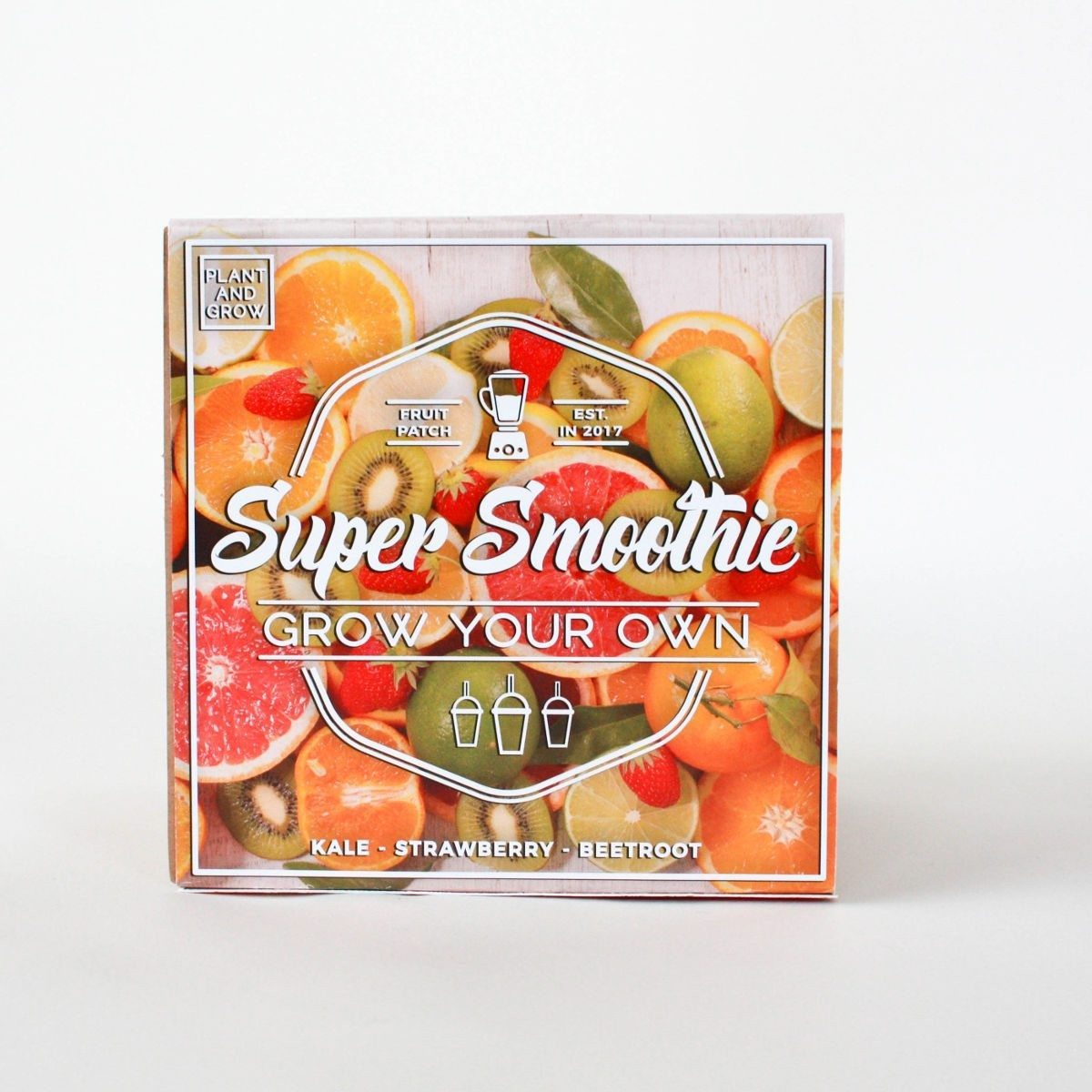 Grow your Own - Super Smoothie