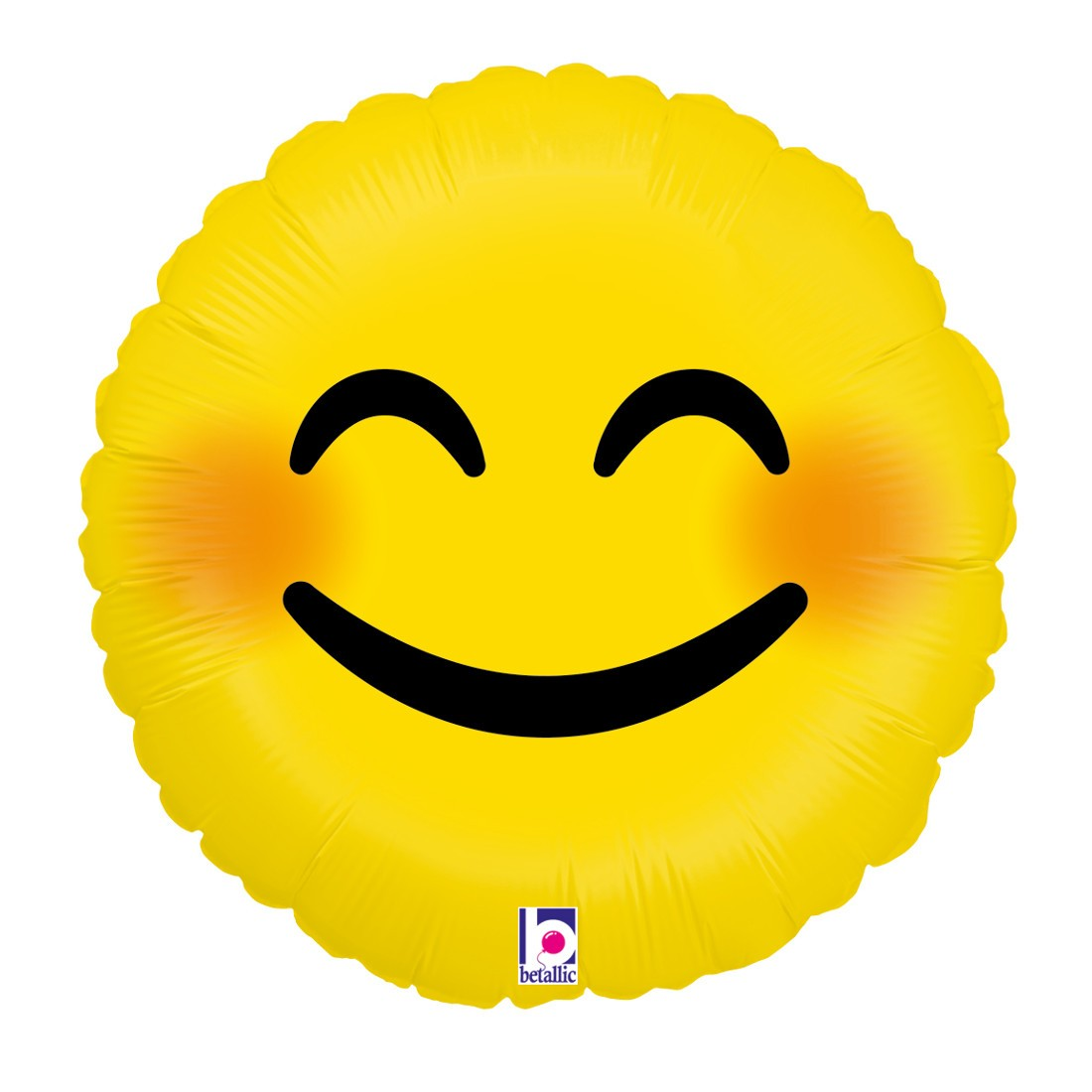 Helium-Luftballon Emoji Smiley