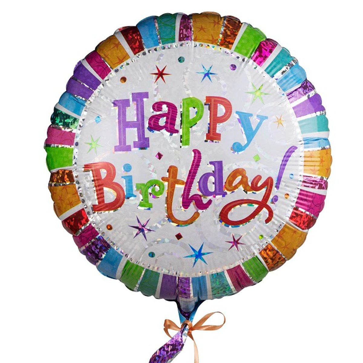 "Helium-Luftballon ""Happy Birthday"""