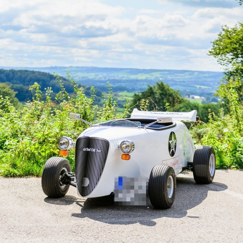 Hot-Rod-Tour – Kerpen