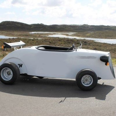 Hot-Rod-Tour – Sylt