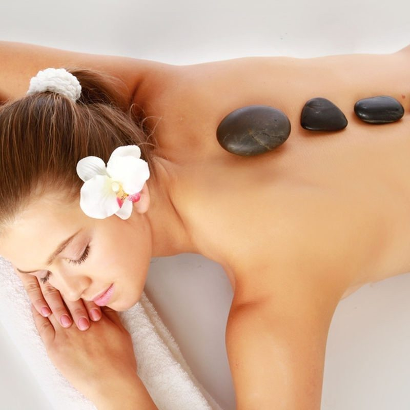 Hot-Stone-Massage - Bremen