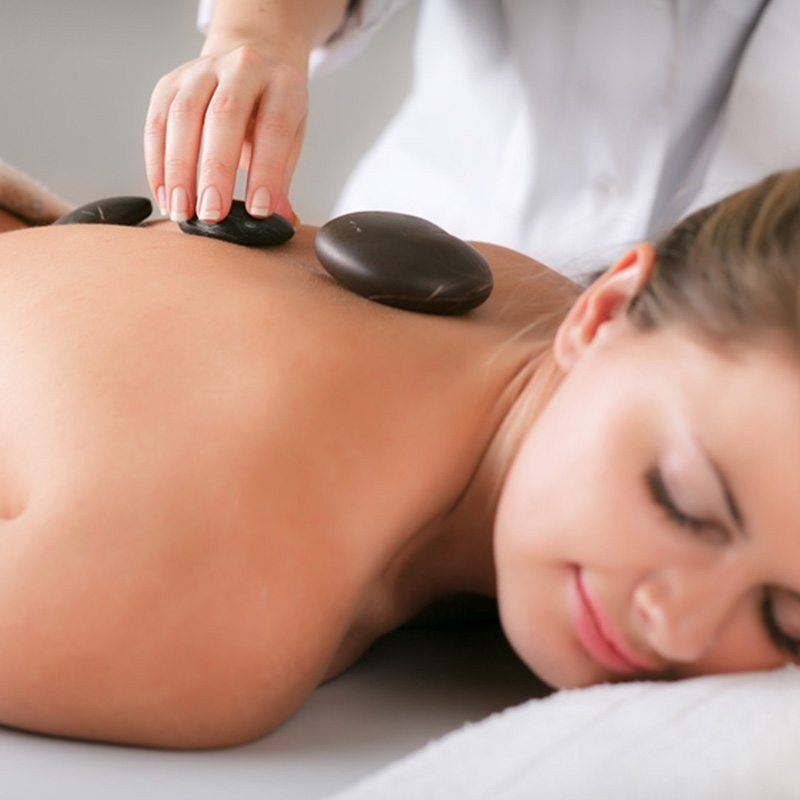Hot Stone Massage - Wien
