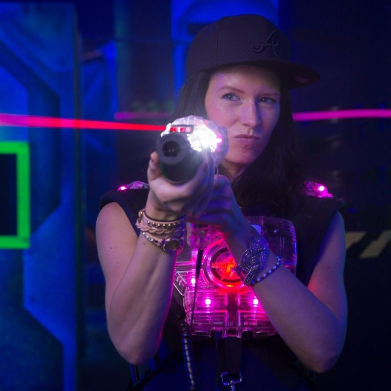 Lasertag – Frankfurt am Main