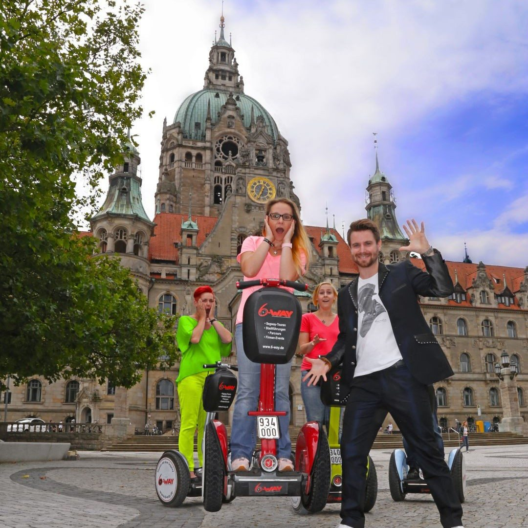 Segway meets Magic Hannover
