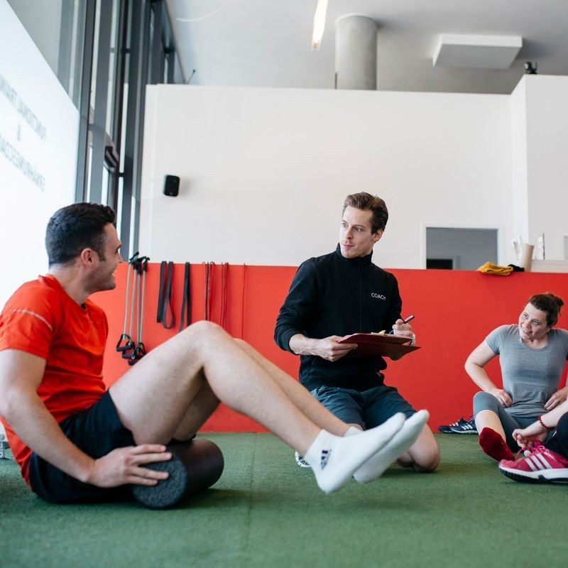 Personal Training in kleiner Gruppe – Hamburg