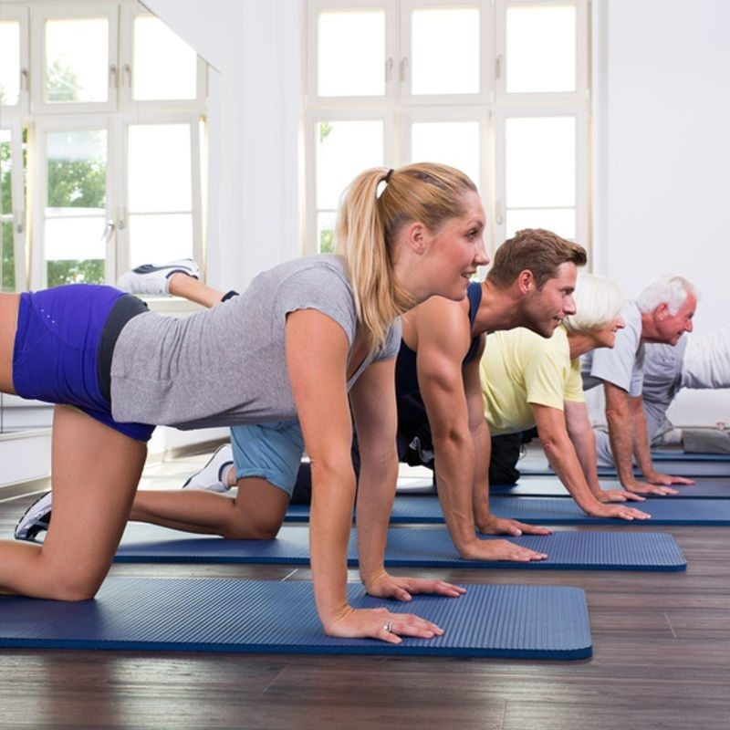 Pilates Gruppentraining - Berlin