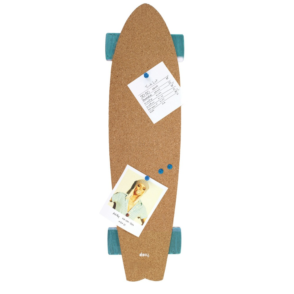"Pinnwand ""Skateboard"""