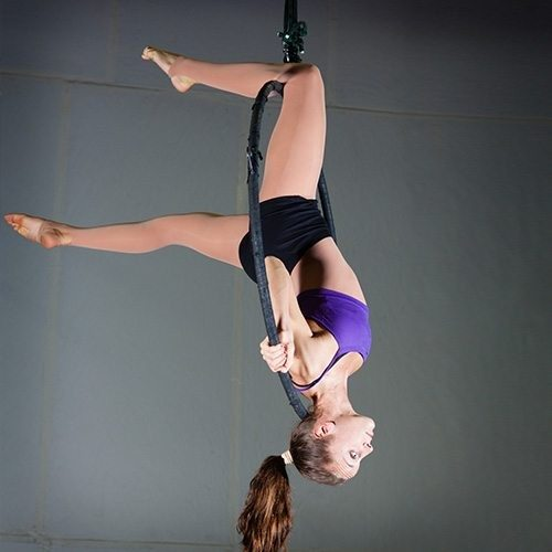 Privatstunde Aerial Hoop - Essen