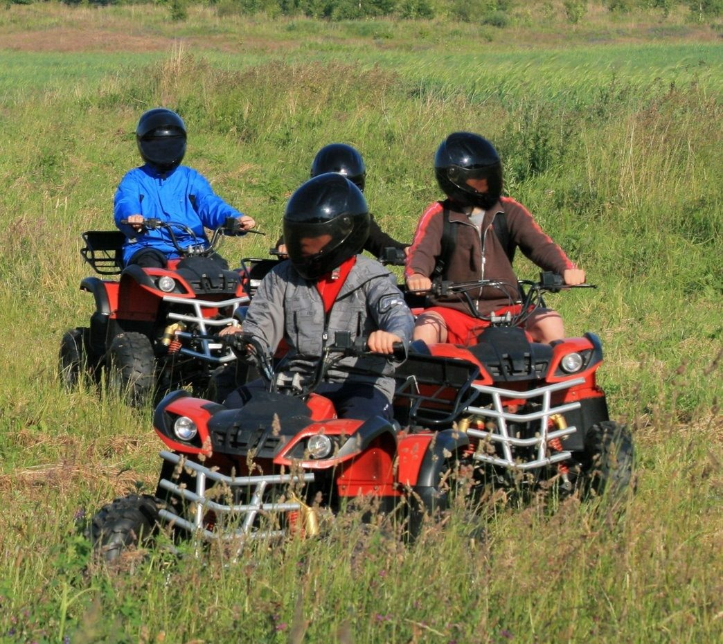 Quad-Tour on- und offroad - Altusried