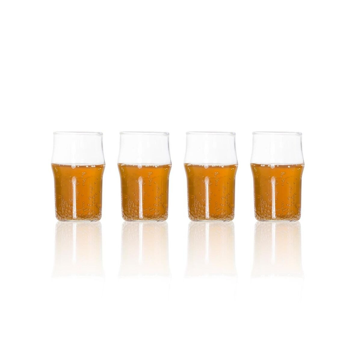 Schnapsglas - Pint shots (4er Set)