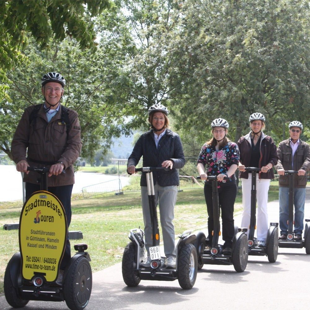 Segway-Citytour - Northeim