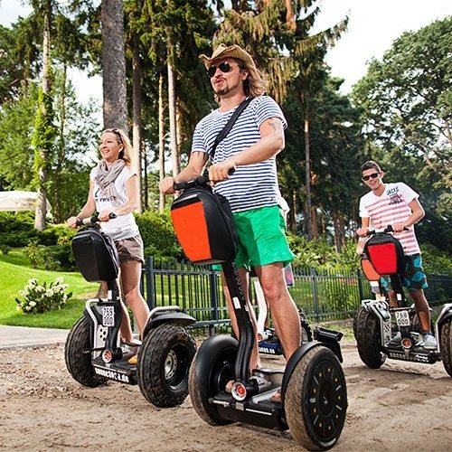Segway Schnuppertour - Bad Saarow