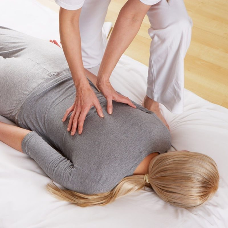 Shiatsu Massage Berlin