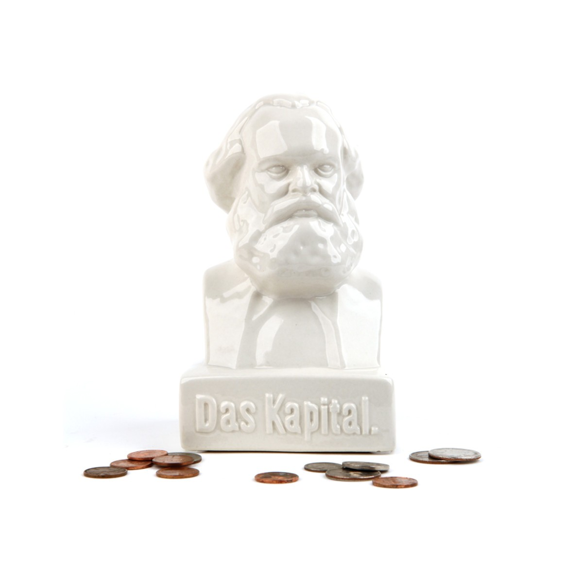 "KARL MARX MONEY BANK ""DAS KAPITAL"""