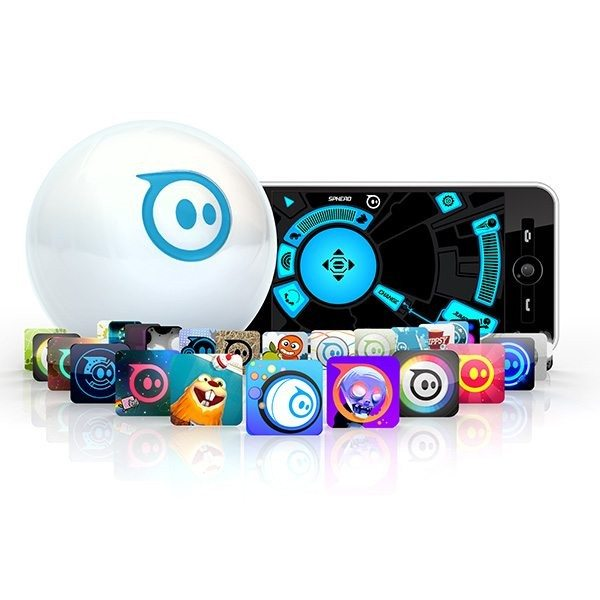 Sphero - Hightech-Ball fürs Smartphone
