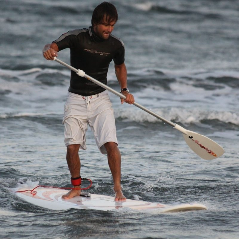 Stand-up-Paddling - Damp