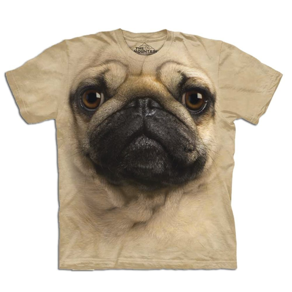 Big Face Tier-T-Shirts Mops