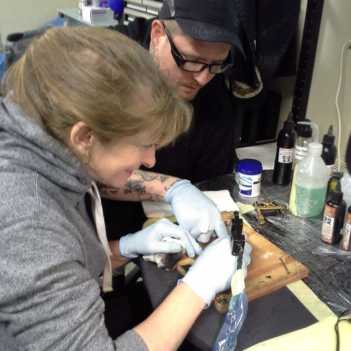 Tattoo-Workshop - Wien