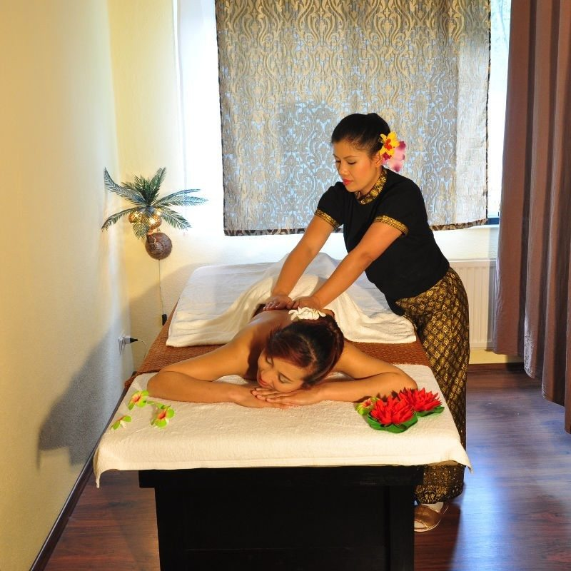 Traditionelle Thaimassage Ahrensburg