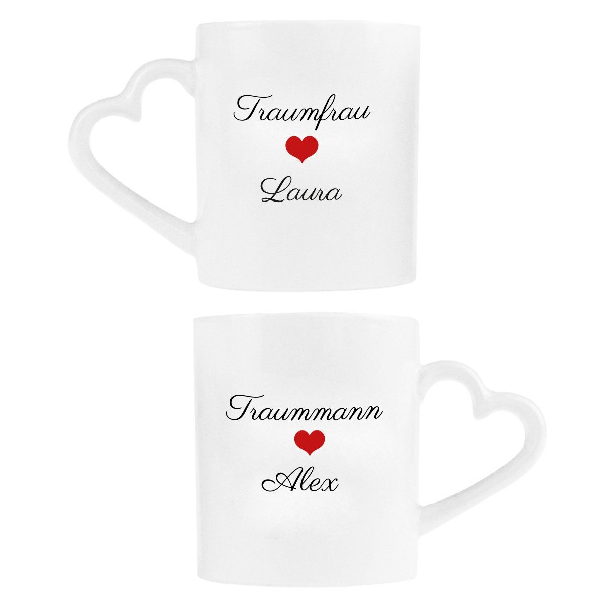 Traumpartner Tasse