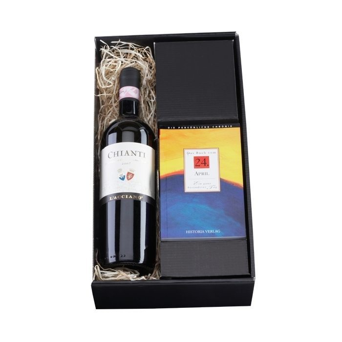 Wein-Set Italien - Box