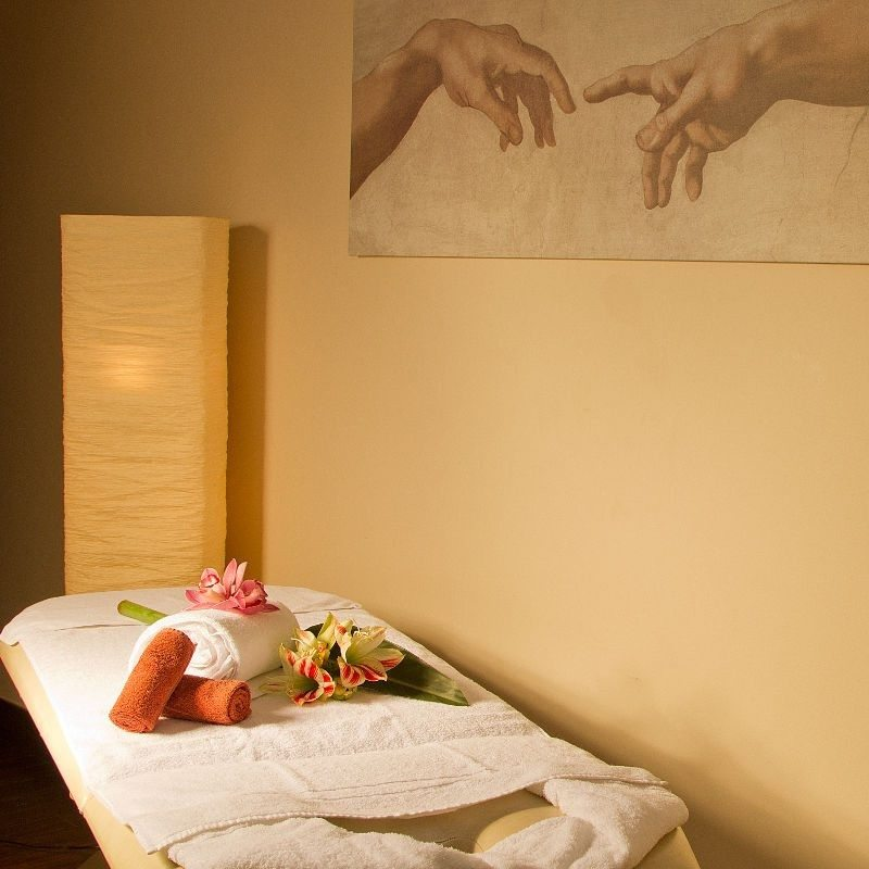 Wellness mit Wahl-Massage – Dresden