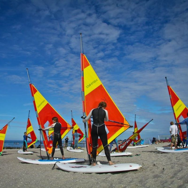 Windsurf-Camp für Beginner - Zingst