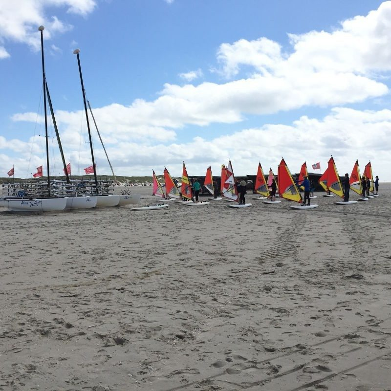 Windsurf-Schnupperkurs - Amrum