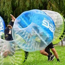 Bubble-Football Bielefeld