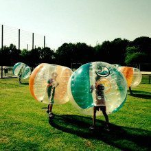 Bubble-Football Duisburg