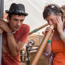 Didgeridoo-Gruppen-Workshop - Berlin