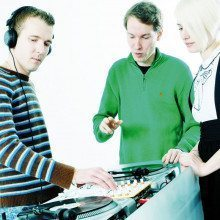 Exklusiver DJ-Workshop - Berlin