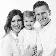 Familien-Fotoshooting - Hannover